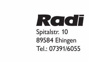 thumbnail of Logo Radi